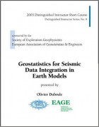 Geostatistics for Seismic Data Integration in Earth Models